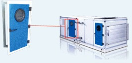 GZK系列组合式空调机组