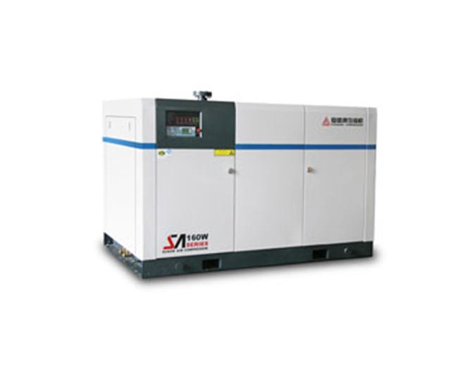 SA55-200系列微油螺桿式空壓機