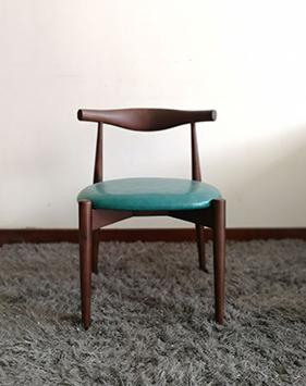 简约实木餐椅