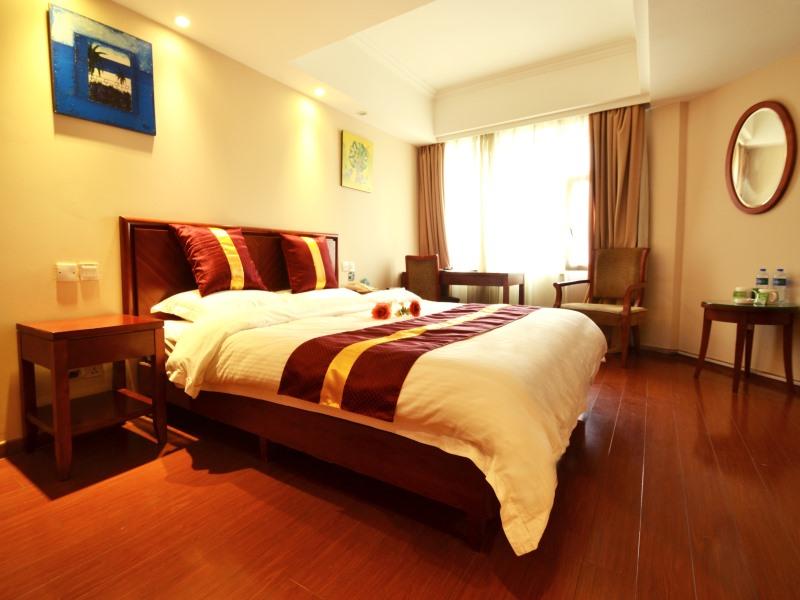 连锁商务酒店家具有必要用实木家具吗