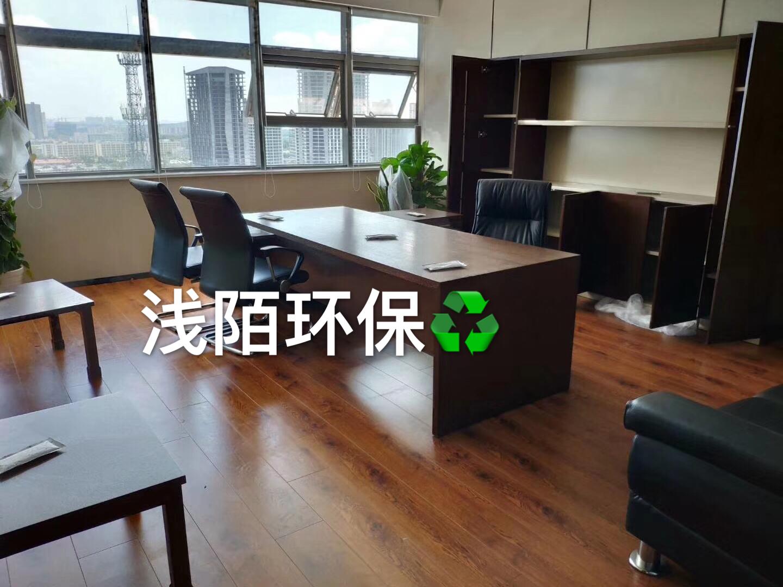 漕河泾绿洲大厦办公楼甲醛检测