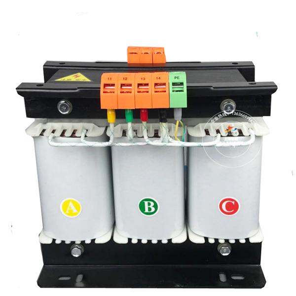 三相变压器SBK440v转380v