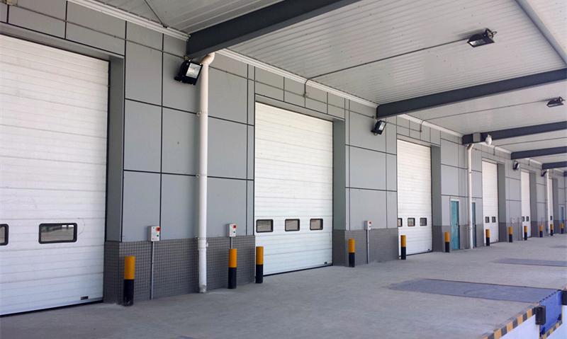 工业提升门的整体结构和安全性