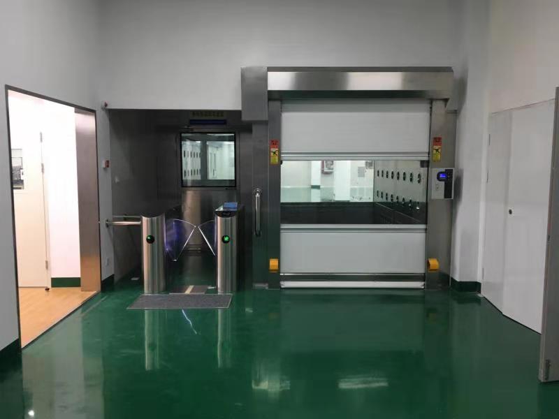 上海加和门业快速卷帘门电机日常使用维护注意