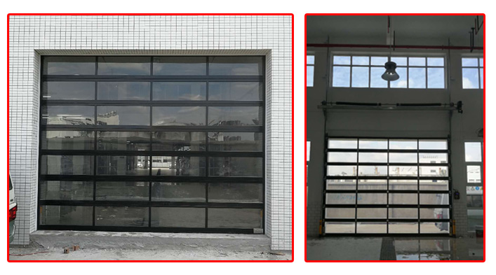 订购工业透视门   去上海加和门业官网