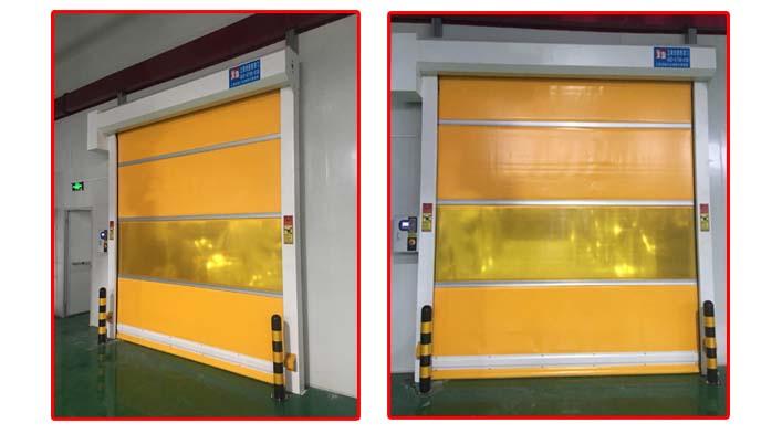 来上海加和门业   选择简洁美观大方的快速卷帘门