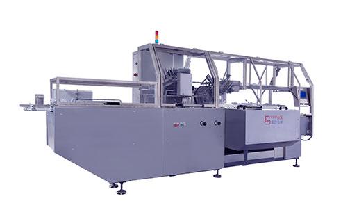 KHV350全自动连续式水平装盒机