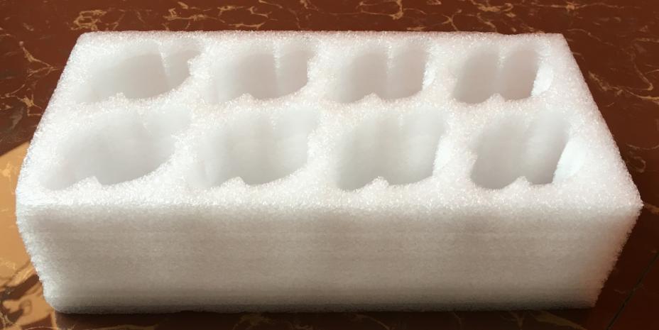 珍珠棉托  (8枚孔)