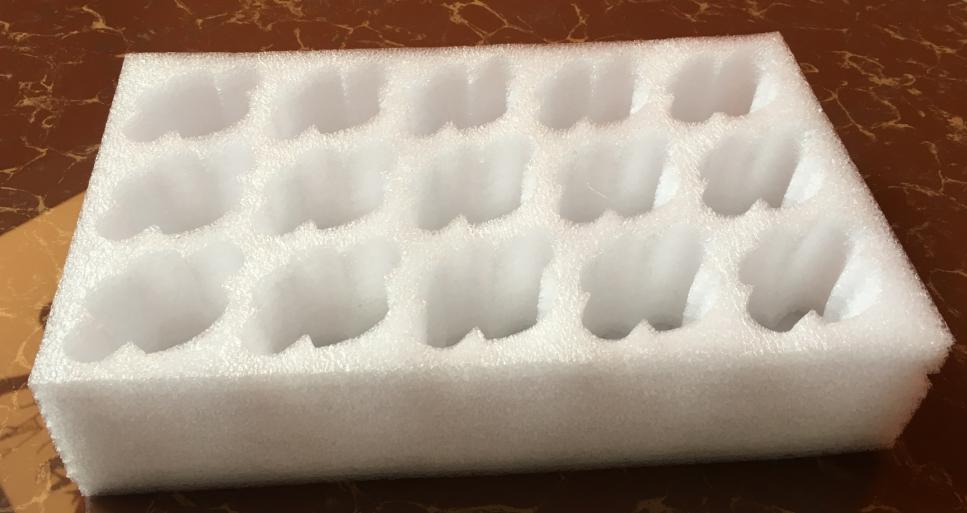 珍珠棉托 (15枚孔)