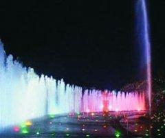 四川成都沙河數碼廣場噴泉