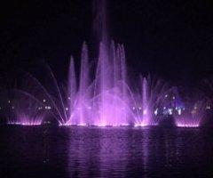 四川彭州天立世紀華府噴泉