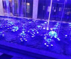 四川成都時代豪庭噴泉