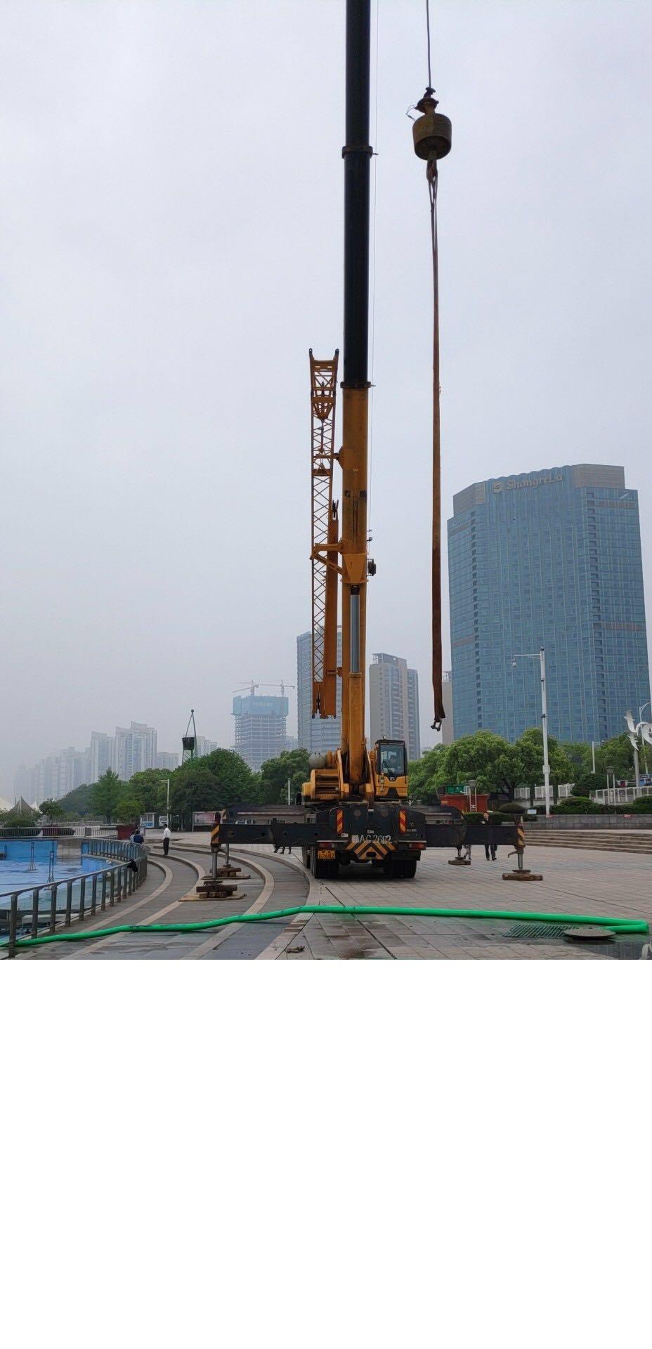 秋水广场升级维修改造项目标段二