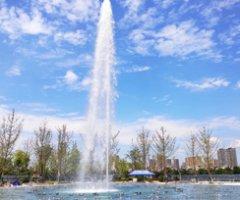 德陽市同森錦樾市政廣場噴泉項目