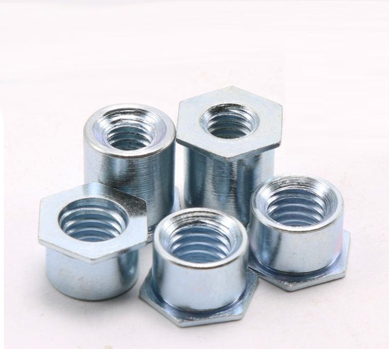 抽芯铆钉的打孔方法