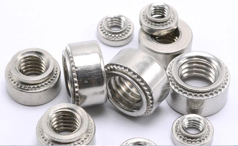 胜烁小编分享通过这个方法能让生锈的压铆螺母多使用十年