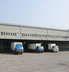 上海榮慶物流7000平方冷凍庫
