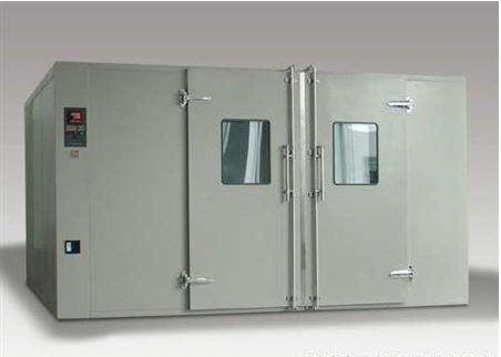 我们在日常生活中也会看到的小型冷库安装