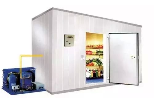 小型食品冷庫設計建造
