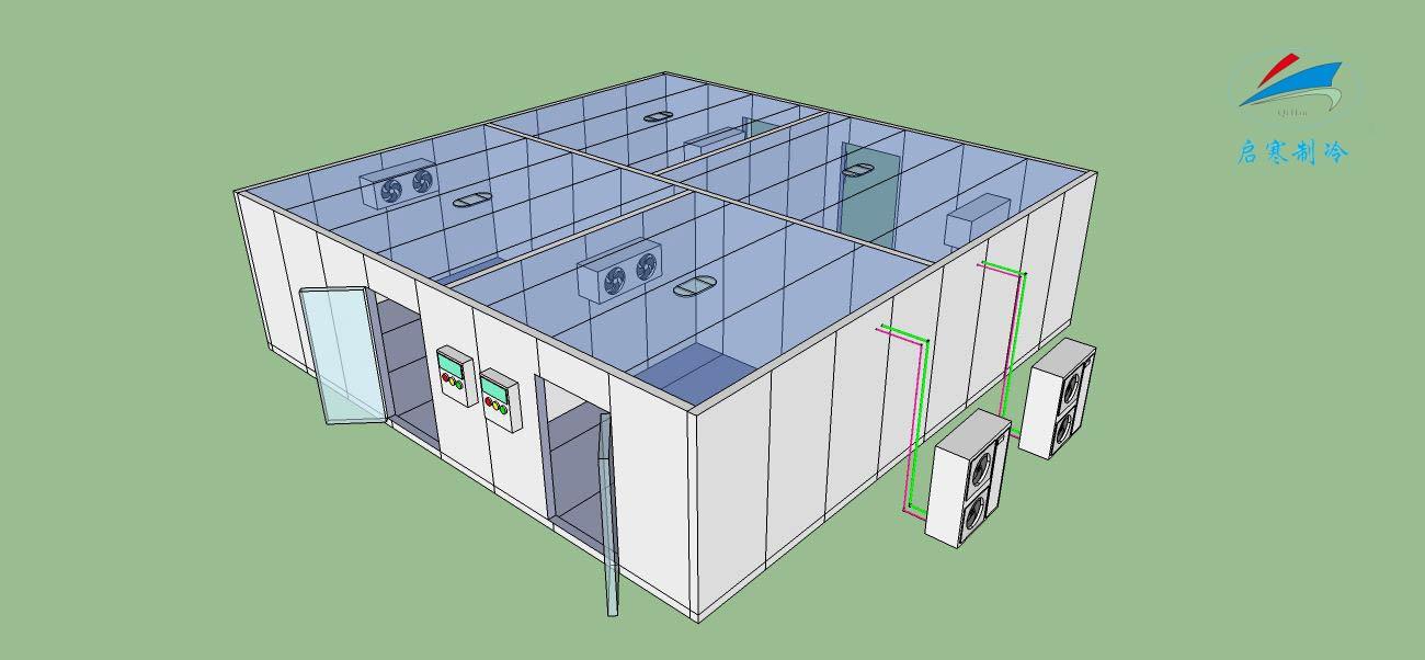 冷庫工程的首要責任是安全