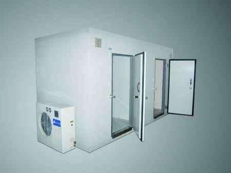 小型冷库的设计安装的过程