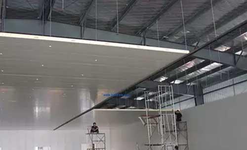 冷库安装是冷库建造中的重要环节
