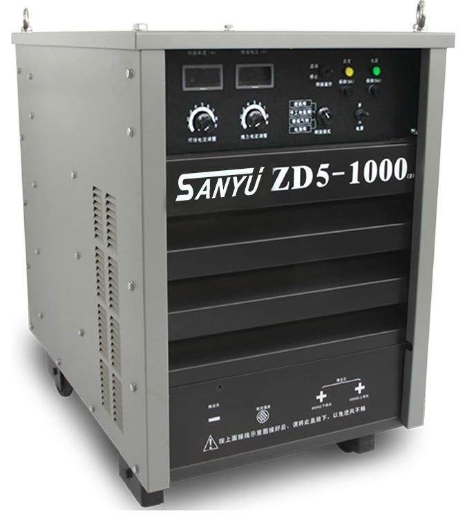 ZD5-1000/ 1250 Thyristor Control DC