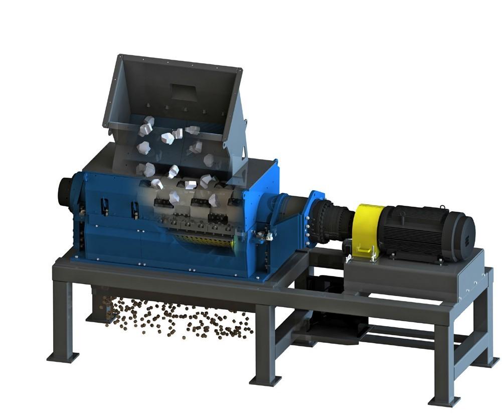 Uni-Shear™ 单轴破碎机概述