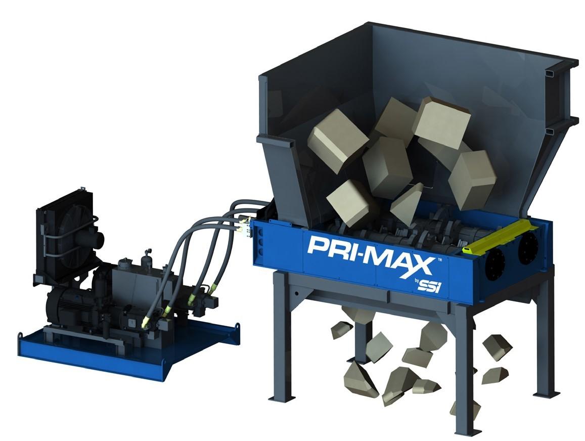 Pri-Max™ 粗破碎机概述