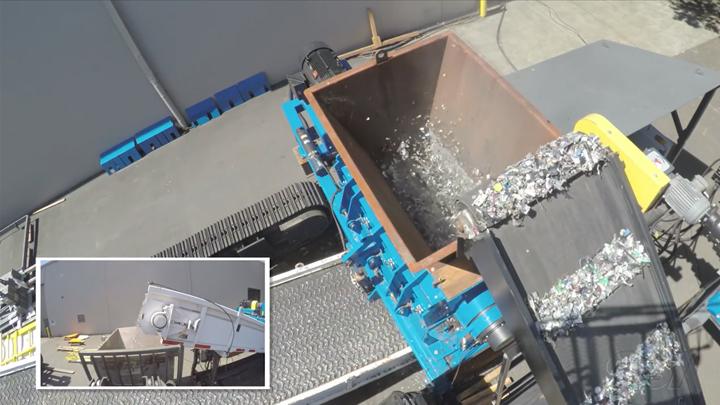 电子废弃物:混合电子废料(SR900)