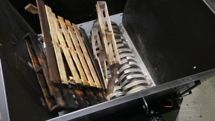 木材破碎:托盘Q85