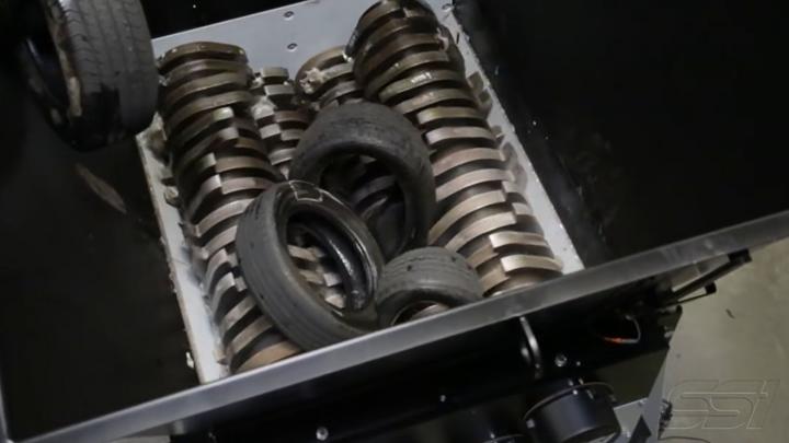 废旧轮胎:轿车/大巴轮胎Q85