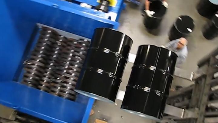 有色金属:铁桶(Q85)