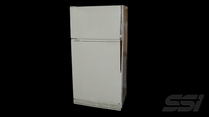 电子废弃物:冰箱(Q140)