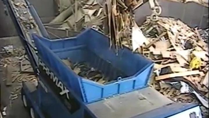 装修垃圾:城市建筑木材(PR4400)