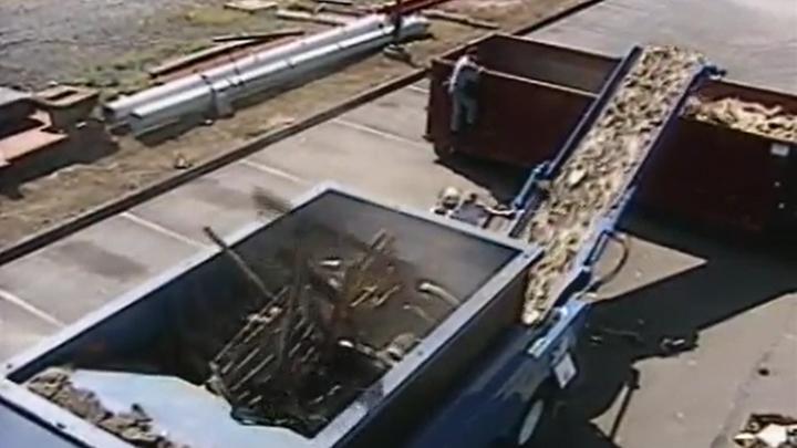 木材破碎:木材(PR4400)