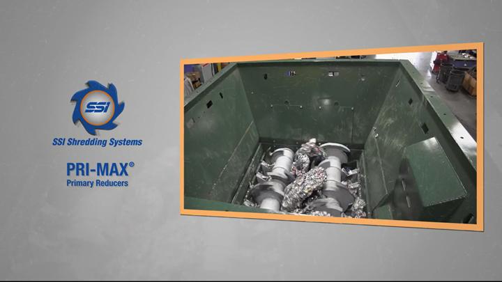 产品介绍:Pri-Max粗破碎机