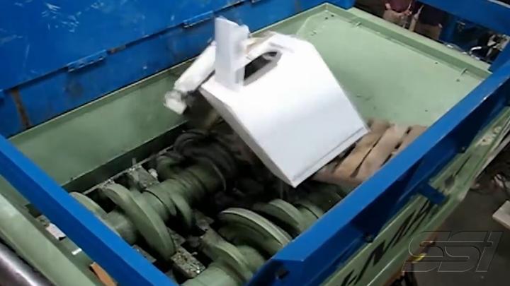 电子废弃物:洗衣机