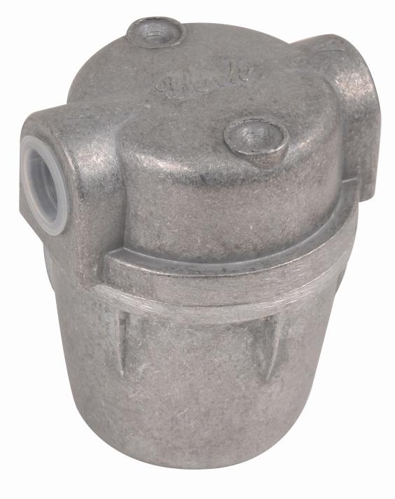 燃烧机配件-小号全铝油过滤器