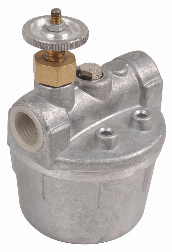 燃烧机配件-温控式油过滤器