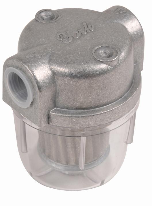 燃燒機配件-小號透明油過濾器