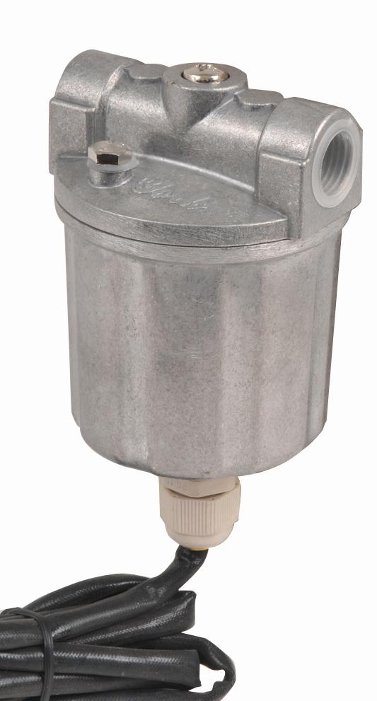 大号加热式油过滤器