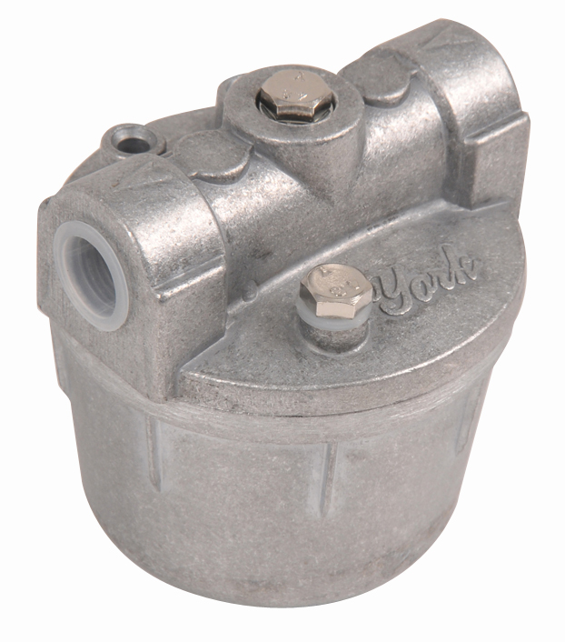 燃燒機配件-中號全鋁油過濾器