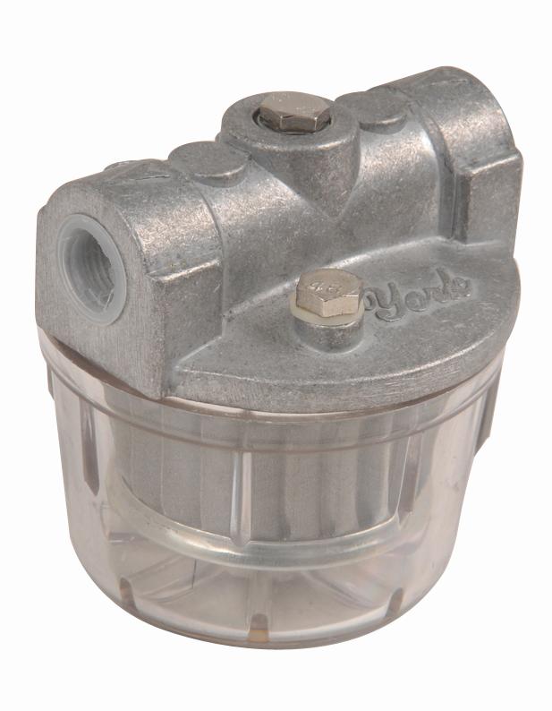 燃烧机配件-中号透明油过滤器