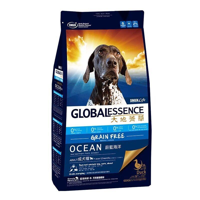 蔚蓝海洋成犬粮