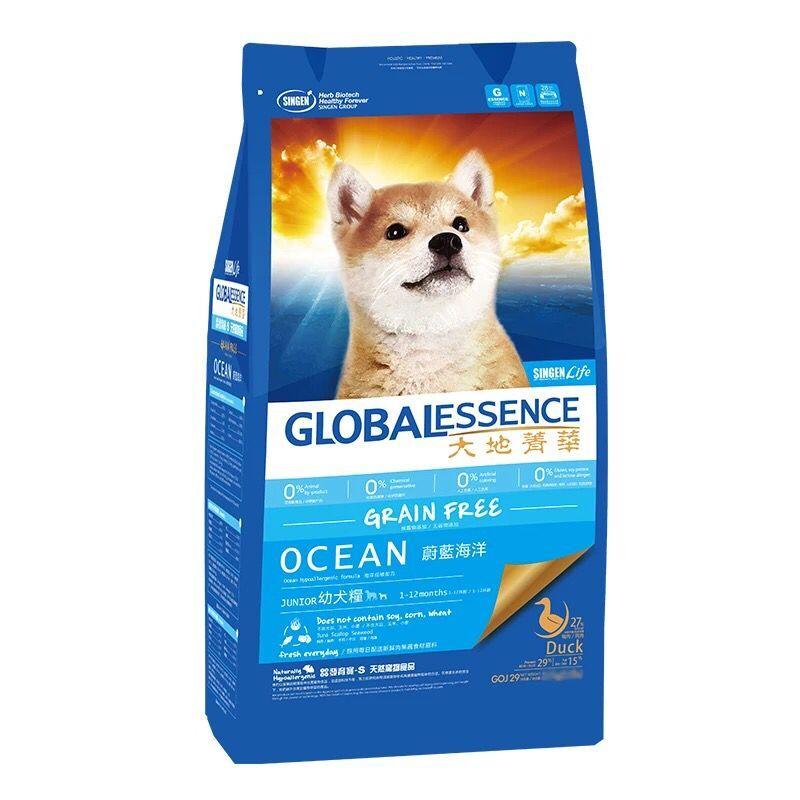 蔚蓝海洋幼犬粮