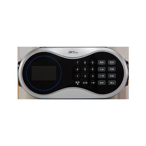 CM40双彩屏挂式在线消费机