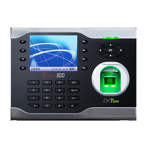 iClock300指纹考勤机