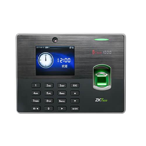 iClock1000指纹识别考勤机