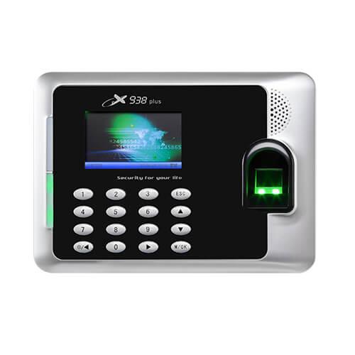 X938plus指纹识别考勤机